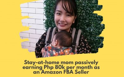 How A Stay-At-Home Mom Earns PhP 80,000 Monthly Passive Income With Only 10 Minutes Of Everyday Workload