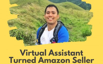 How An Amazon Seller Re-branded Himself to Success