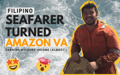 How a Filipino OFW is Now Earning More as an Amazon Virtual Assistant